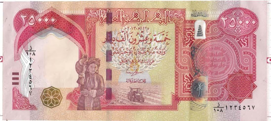 cramer money talks about iraqi dinar