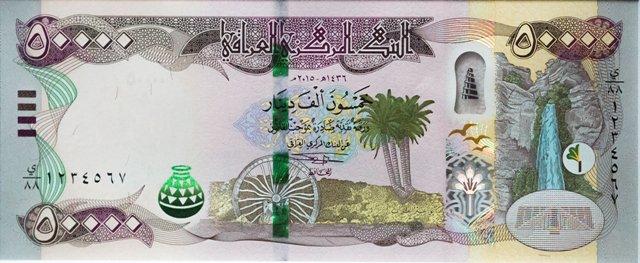 Forex iraqi currency
