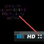 full screen video