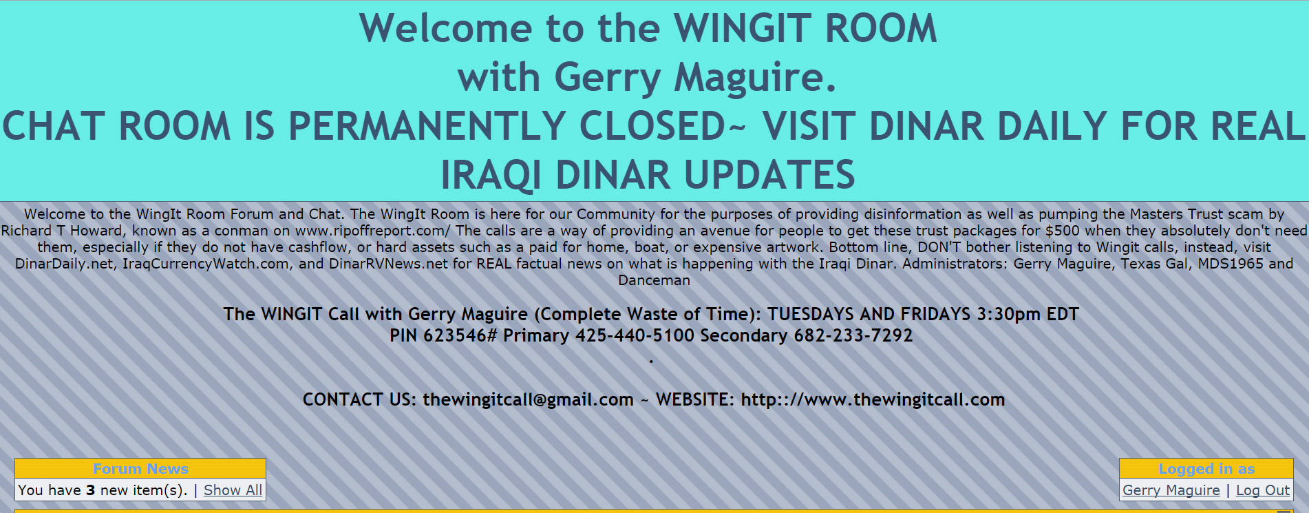 Wingit Call Hacked? Logged-in-activeboard-wingit-call