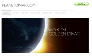 planet dinar