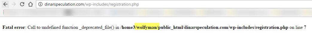 adam montana wolfyman error dinar vets