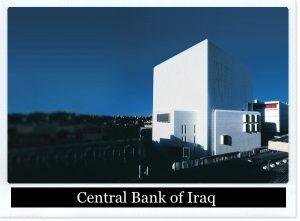 iraq central bank